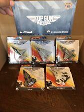 Matchbox Top Gun Maverick Set Of 5 Plus Display Box 2020 New Sky-Busters
