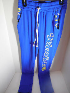 Rare Golden State Warriors Pajamas Women's Sleepwear Lounge Pants Medium Jogger