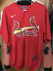 Yadier Molina St. Louis Cardinals Autographed Signed Jersey  SZ M ( No COA )