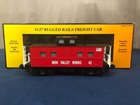 Mth Mon Valley Works Steel Caboose 30-4159C