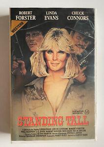 Standing Tall [VHS] CIC THG Video Ex-Rental Tape Robert Forster Linda Evans 1978