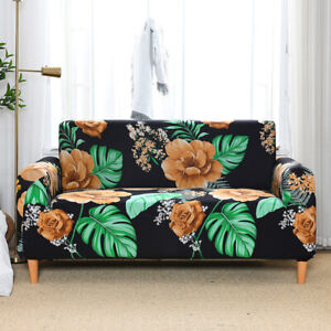 Silk Sofa Pet Covers Scratch Protector 2 3 4 Seater Stretch Recliner Slipcover
