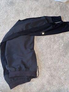 "Lululemon Men's Surge Hybrid Pant 31"" Tall Large Black Perfect Condition 128$ OG"