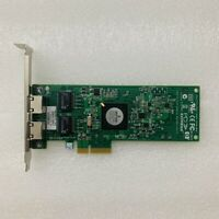 HP NC382T Dual Port 1GB Gigabit NIC PCIe Server Adapter 458491-001 453055-001