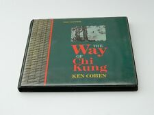 The Way Of Chi Kung Ken Cohen 5 Cassettes in Clamshell Rare!
