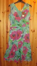 Cotton V Neck Casual Sundresses for Women