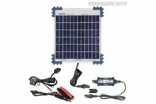 262584 OPTIMATE Solar-Panel-Impulsladegerät 10 Watt TM522-1, für Blei/GEL/AGM/EF