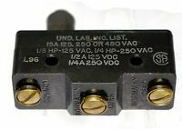Micro Switch ~ BZ-2RS55-A2 ~  SPDT 15A 250 vac