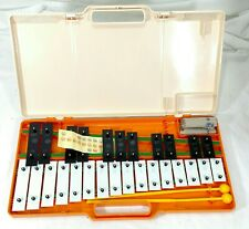 Angel Glockenspiel 27K 27 Notes 2 Beaters Excellent Condition With Case