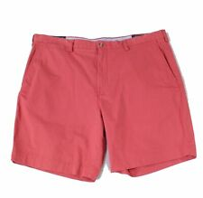 Polo Ralph Lauren NEW Red Mens Size 38 Khakis Button-Front Shorts $75 054