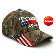 2019 Donald Trump 2020 Cap-USA Flag Camouflage Baseball Cap Make Great Hat
