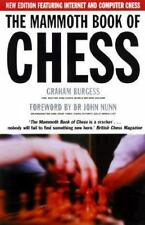 The Mammoth Book of Chess with Internet Games: New Edition Featuring Internet an