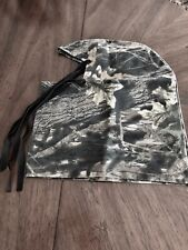 Scentlok Hunting Camo Head Cover/Hood/Face Mask in the USA - New