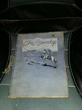 1930 Theodore Roosevelt High School Yearbook The Roundup Des Moines Iowa