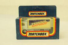 ESF-01062Matchbox Superfast Auto, Originalverpackung beschädigt