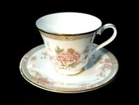 Beautiful Royal Doulton Canton Cup And Saucer