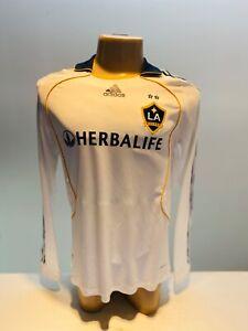 Beckham Match Worn Los Ángeles Galaxy 2009 # 23