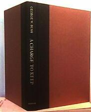A CHARGE TO KEEP  Bush GW 1999  FIRST EDITION  First Printing HCDJ  US Prez PICS