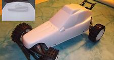 Karosserie aus 2mm abs für FG Marder ,Carson nur in farbe silber grau