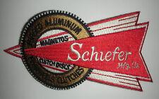 Rat Rod Hot Rod Schiefer Clutches & Flywheels Patch