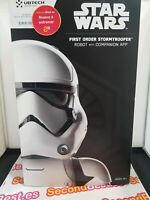 Star Wars First Order StormTrooper Robot Nuevo