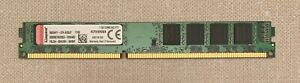 8GB Kingston PC3-12800 desktop (DDR3-1600)  KCP316ND8/8 - TESTED