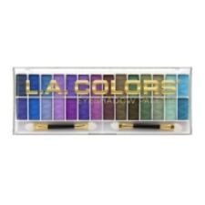L.A. COLORS 28 Color Eyeshadow Palette - Beverly Hills