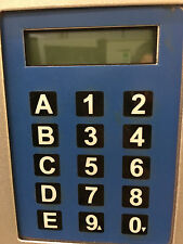 GENESIS COMBO VENDING MACHINE KEYPAD USED ON OFFICE DELI MODEL 173