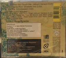 MOBY - DISK - CD-ROM HYBRID - 6 TRACK MUSIC CD - LIKE NEW - F465
