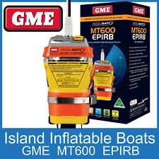 GME MT600 EPIRB 406 MHz - 10 Year Battery - FRESH STOCK BRAND NEW GME EPIRB New