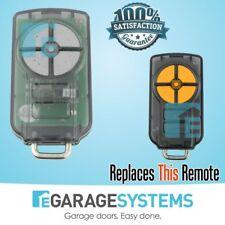 ATA iopener Automatic Garage Door Motor Remote PTX5v1 Replace Your PTX5v1 PTX5v2