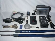 Sony DCR-TRV480 Digital8 Digital 8 HI8 8mm Camcorder VCR Player Video Transfer