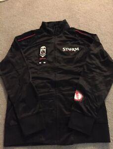 Storm kimono Jacket Carbon Black Men's Size L New With Tags