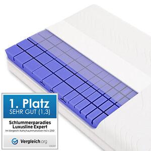 Matratze ca. 19cm HR Kaltschaummatratze jedes Maß - 7 Zonen - günstig NEUWARE