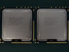 MATCHED PAIR Intel Xeon Processor CPU SLBZ8 E5649 12M Cache 2.53GHz 5.86GT/s 80w