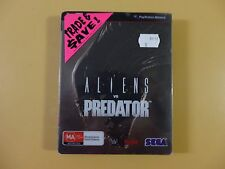 PS3 Aliens Vs Predator Hunter Edition collectors Playstation 3