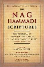 The Nag Hammadi Scriptures by Marvin W. Meyer (author), James M. Robinson (au...