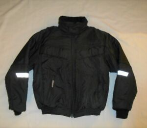 Adult S JOE ROCKET Black JACKET Snow/Ski/Snowmobile REFLECTIVE WINTER COAT