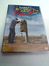 "DVD ""BETTER CALL SAUL 1 PRIMERA TEMPORADA"" 3DVD COMO NUEVO BREAKING BAD"