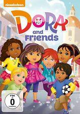 DORA AND FRIENDS   DVD NEU