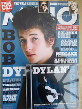 Mojo Magazine Nov 2010 with CD - Dylan, Bowie, Alice Cooper, Bee Gees