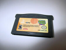 Bubble Bobble: Old & New (Nintendo Game Boy Advance) SP Game