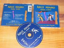 ADIOS NONINO - TANGO NUEVO (PIAZZOLLA) / GERMANY-CD 1993 MINT!