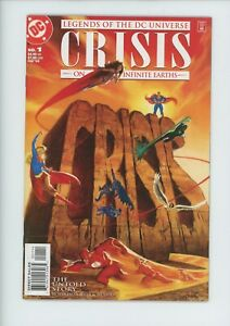 LEGENDS of the DC UNIVERSE Crisis Infinite Earths #1 DC comic from 1999...$9.95!