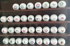 (MLB  Complete Set LOGO's ALL 30 TEAMS ) Titleist Golf Balls Mint AAAAA COOL