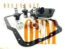 Rebuilt 4F27E FN4-EL Deluxe Solenoid/Filter Kit 99up Ford/Mazda Protege Focus