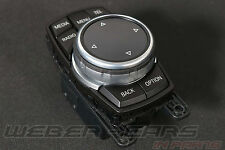 Bmw 1er f20 f22 3er f30 5er f10 f11 Navi navegación NBT Touch Controller 9332285