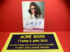 Unstoppable The Persuaders ANNETTE ANDRE as Pekoo Rayne Autograph CASE Card AA3