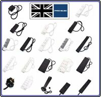Extension Lead From Pro Elec Christmas Lights Garden ROHS 1 2 3 4 6 8 10 Gang