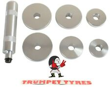 7 Piece Bearing Race and Seal Driver Set 36mm 40mm 44.5mm 54mm 58mm 60mm | 6359